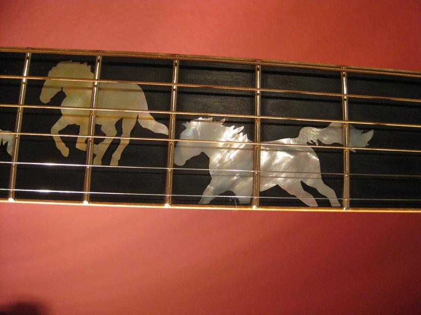 Xguitar inlay